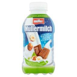 Milch Napój mleczny o smaku czekoladowo-orzechowym