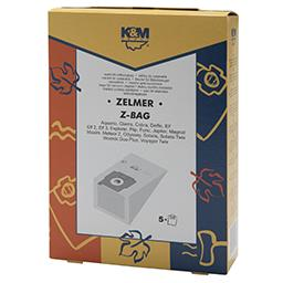 Worki do odkurzaczy Z-BAG Zelmer 321, 819, 2000, 300...