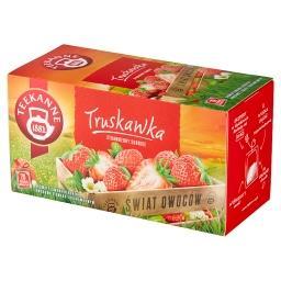 Świat Owoców Aromatyzowana herbatka owocowa truskawk...