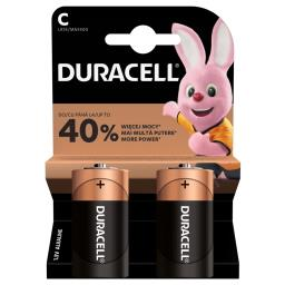 Alkaliczne baterie C