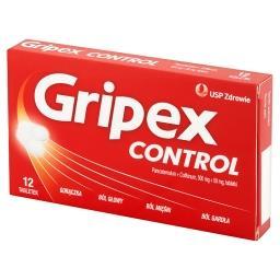 Control Tabletki 12 sztuk