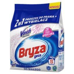 Lanza Vanish Ultra White Proszek do prania + wybielacz 2w1 do białego  (13 prań)