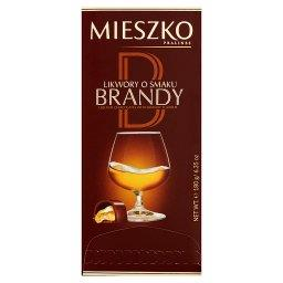 Likwory o smaku brandy