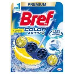 WC Color Aktiv+ Zawieszka do muszli WC cytryna