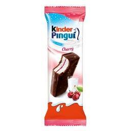 Pingui Cherry Biszkopt z mlecznym kremem i wiśniowym...