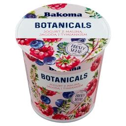 Botanicals Jogurt z maliną jagodą i tymiankiem 140 g