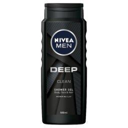 MEN Deep Żel pod prysznic do ciała twarzy i włosów