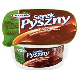 Pyszny Serek z czekoladą