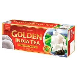 Golden India Tea Herbata czarna ekspresowa 104 g (80...