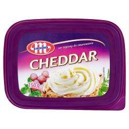 Ser topiony do smarowania Cheddar