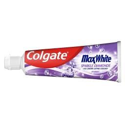 Max White Sparkle Diamonds wybielająca pasta do zębó...
