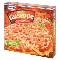 Guseppe Pizza z szynką 410 g