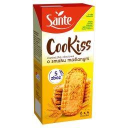 CooKiss Ciasteczka zbożowe o smaku maślanym 300 g
