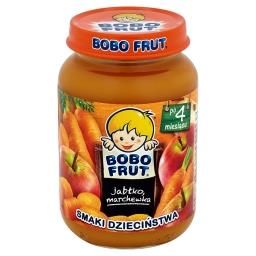 Smaki Dzieciństwa Jabłko marchewka po 4 miesiącu