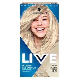 Live Farba do włosów Baby Blond 10.21