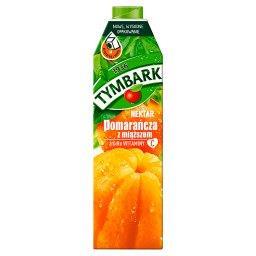 Nektar pomarańcza z miąższem