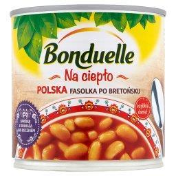 Na ciepło Polska fasolka po bretońsku 430 g