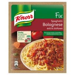 Fix spaghetti bolognese extra ziołowe