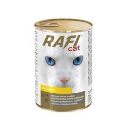 Rafi Kot kawałki z drobiem w sosie 415g