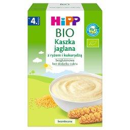 BIO Kaszka jaglana z ryżem i kukurydzą po 4. miesiąc...
