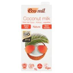 Napój kokosowy bez cukru 1 l
