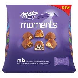 Moments Mieszanka czekoladek mlecznych Mix  (19 sztu...