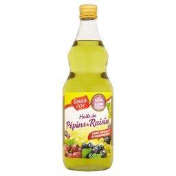 Olej z pestek winogron rafinowany