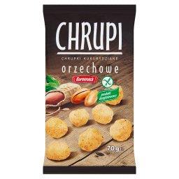 Chrupi Chrupki kukurydziane orzechowe