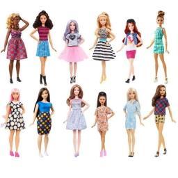 Fashionistas Lalki Barbie modne przyjaciółki mix wzo...
