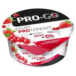 High Protein Jogurt truskawkowo-porzeczkowy
