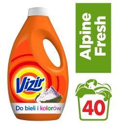 Alpine Fresh Płyn do prania 2.6 l, 40 prań