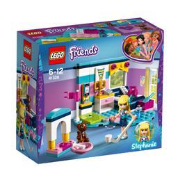 Klocki Lego Friends Sypialnia Stephanie 41328