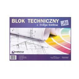 Blok techniczny A3