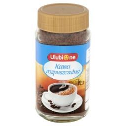 Kawa rozpuszczalna