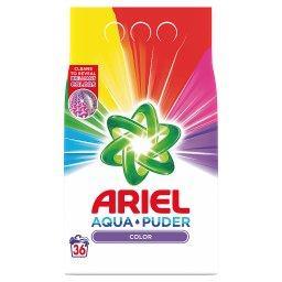 AquaPuder Color Proszek do prania 36prań