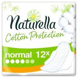 Cotton Protection Ultra Normal Podpaski ze skrzydełk...