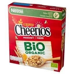 Cheerios Miodowy Bio Organic Płatki śniadaniowe