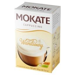 Cappuccino smak waniliowy 160 g