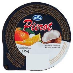 Pierot Śmietankowy jogurt z kokosem i pomarańczą