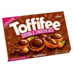 Double Chocolate Orzech laskowy w karmelu kremie i c...