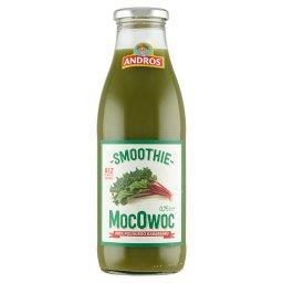 MocOwoc Smoothie rabarbar 0,75 l