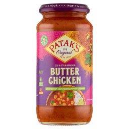 Butter Chicken Sos pomidorowy z nutą wędzonej papryk...