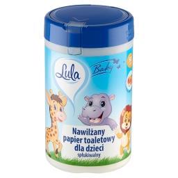 Baby Nawilżany papier toaletowy dla dzieci o zapachu...