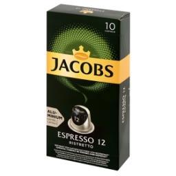 Espresso Ristretto Kawa mielona w kapsułkach  (10 sz...