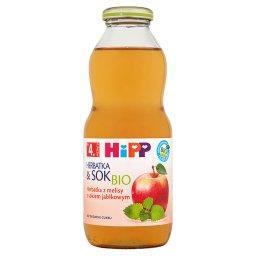 BIO Herbatka & Sok Bio z melisy z sokiem jabłkowym p...