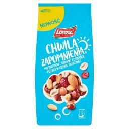 Chwila zapomnienia Mix orzechów i żurawiny z chrupiąca pszenicą w polewie jogurtowej