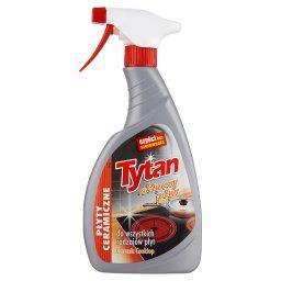 Płyn w sprayu do czyszczenia płyt ceramicznych