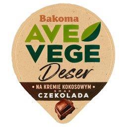 Ave Vege Deser na kremie kokosowym smak czekolada