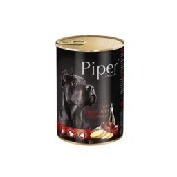 Mokra karma dla psa Piper Animals z wątrobą wołową i ziemniakami 400 g
