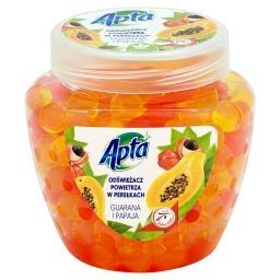 Odświeżacz powietrza w perełkach guarana i papaja
